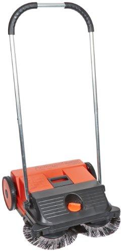 Haaga 255 Manual Double Brush Sweeper, 21