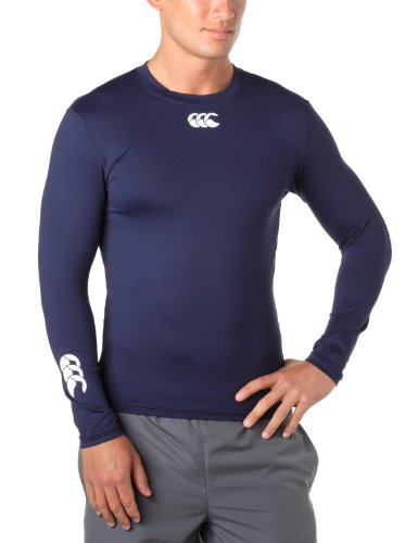Base Layer Cold LS T-Shirt Navy - size S