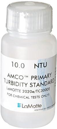 LaMotte Turbidity Standard (EPA) for 2020E/TC-3000E Turbidity Meter, 60ml Volume
