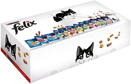 Felix-Multipack-12-x-Snacks-mit-gratis-Metall-Leckerli-Dose-1er-Pack-1-x-645-g