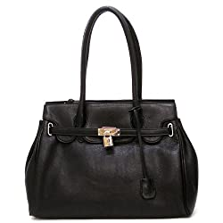 London Office Tote - Black