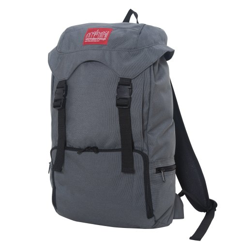 B00BC5MSCA Manhattan Portage Hiker Backpack, Grey