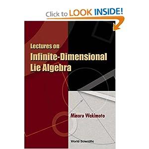 Infinite-Dimensional Lie Algebras Minoru Wakimoto