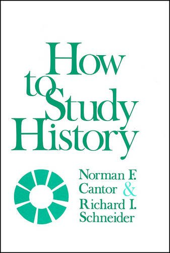How to Study History