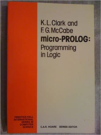 Micro-Prolog: Programming in Logic