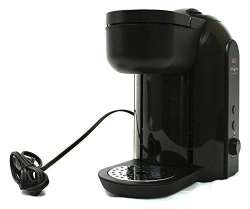 UCC エコポッド Pelica ナイトブラック 朝の忙しい時間に手軽に美味しいコーヒーを楽しめる。 寒い朝には温かいコーヒーで