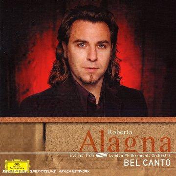 Bel Canto - Roberto Alagna - CD