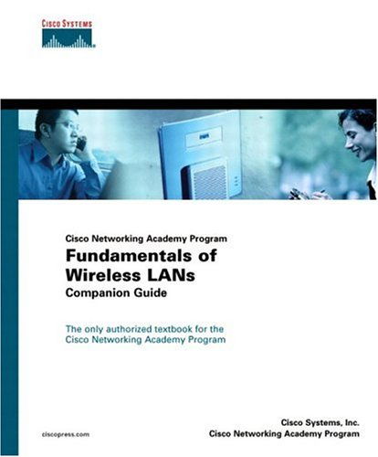 Fundamentals of Wireless LANs Companion Guide (Cisco Networking Academy)