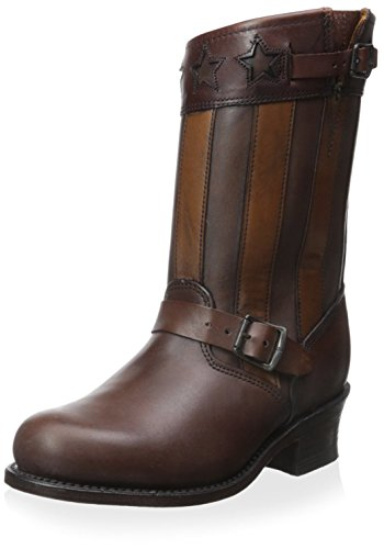 FRYE-Womens-Engineer-Americana-Short-Boot
