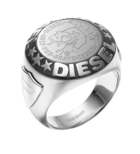 Diesel Men's Ring DX0182040515