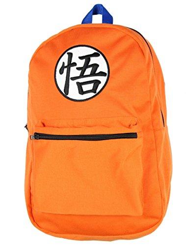 Dragon Ball Z Kanji Jersey Backpack