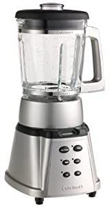 Cuisinart CBT-500 SmartPower 600-Watt Premier Power Blender, Brushed Stainless