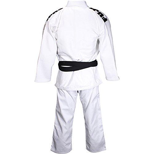 Fuji Sports Deluxe Blue Judo Gi by Fuji