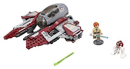 LEGO-Star-Wars-Obi-Wans-Jedi-Interceptor-215PCS-Playsets-Building-Toys