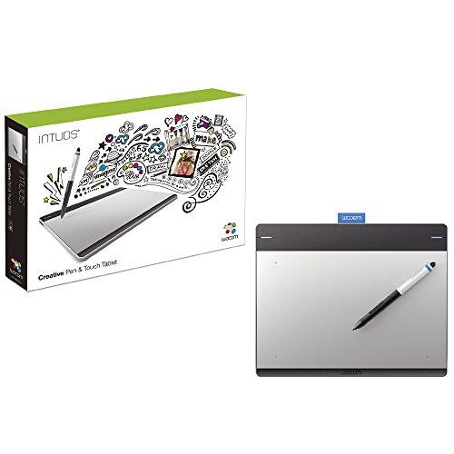ワコム Intuos Pen & Touch 油彩制作用モデル Mサイズ CTH-680/S2
