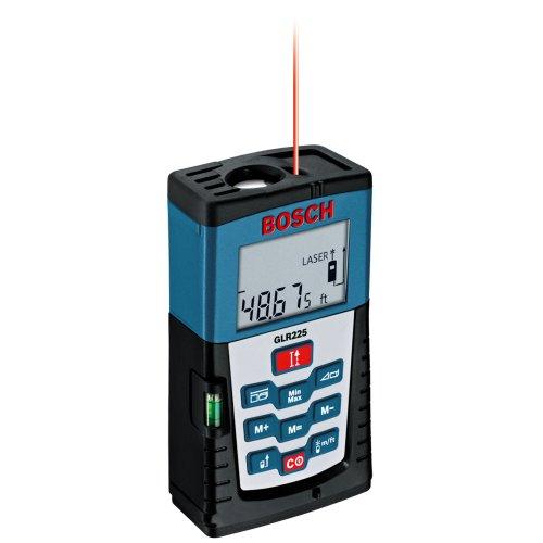 Bosch GLR225-RT 230-ft Laser Distance Measurer
