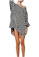 Womens Swimwear Beachwear Bikini Beach Wear Cover up Kaftan Summer Shirt Dress
