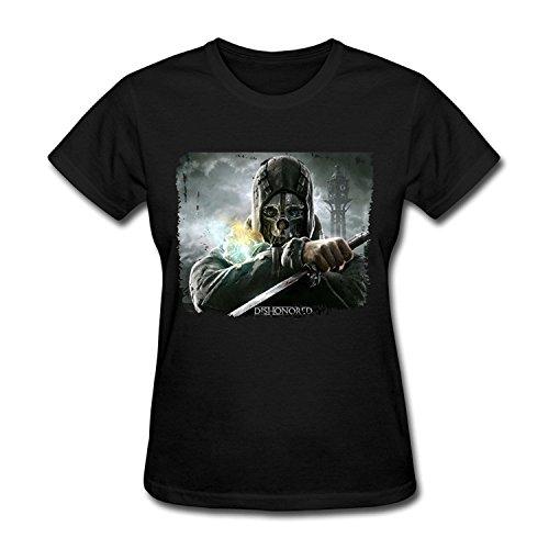 Women's Dishonored Corvo T-shirt XLarge