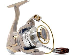 Pflueger 4735GXX Trion Spinning Reel, 145-Yard/8-Pound by Pflueger