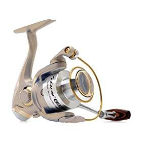 Pflueger 4740GXX Trion Spinning Reel, 195-Yard/10-Pound