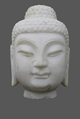 chinesischer buddha kopf naturstein buddha china buddha stein buddha figur buddha kopf f r garten. Black Bedroom Furniture Sets. Home Design Ideas