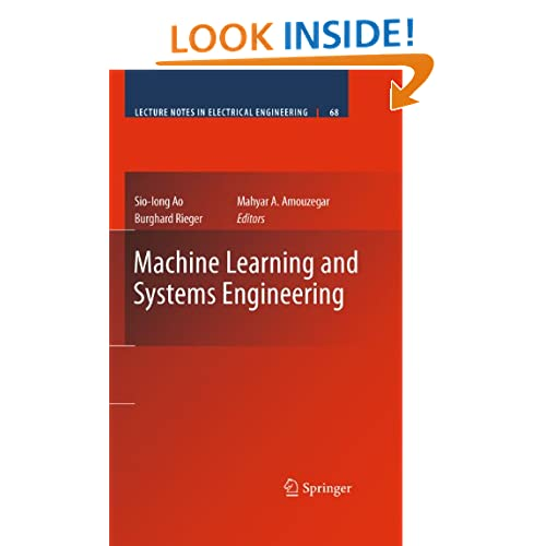 machine learning electrical engineering