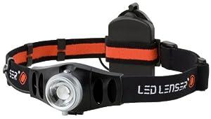 LED Lenser H7R Rechargeable Head Lamp (Black) - Box
