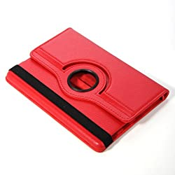 E-Stand 360? Rotating Case for iPad mini, Red (GT-360-MINI-RED)