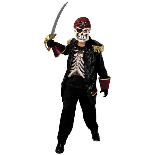 Partyland Sea Plague Child, (8-10) Costume