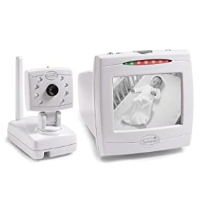 Summer Infant Day & Night Video Baby Monitor