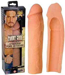 Waterproof Tommy Gunn Cyberskin Penis Extension
