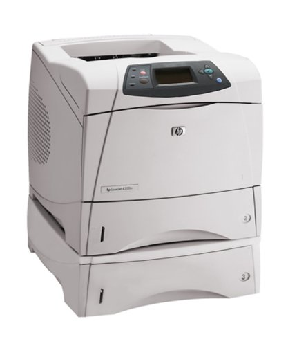 Hp Laserjet 4300Tn Printer (Refurbished) back-966690