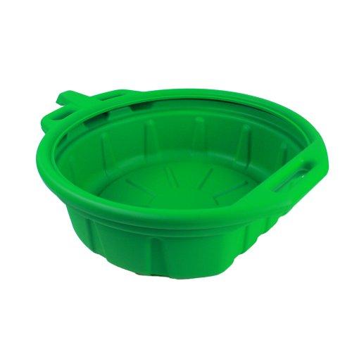 Capri Tools CP21023 Portable Oil Drain Pan, Anti-Freeze, Green (Antifreeze Drain Pan compare prices)