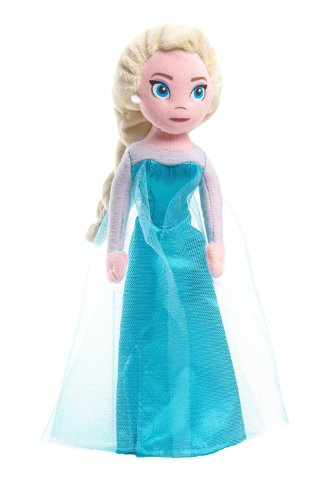 "Disney Frozen 10"" Elsa Non Talking Plush - 1"