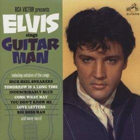 PRESLEY, Elvis Sings Guitar Man (2-LP 180g) Ltd.Edition