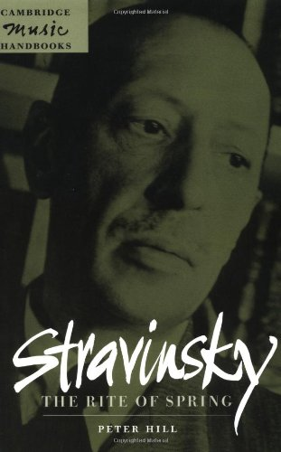 Stravinsky: The Rite of Spring (Cambridge Music Handbooks)