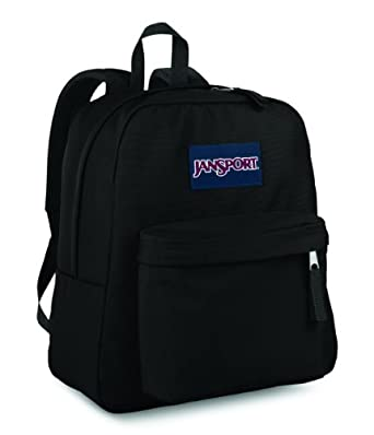 JanSport Spring Break Classics Series Daypack (Black)