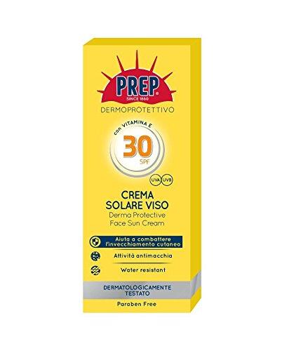 Prep Crema Solare Viso con SPF 30 - 50 ml