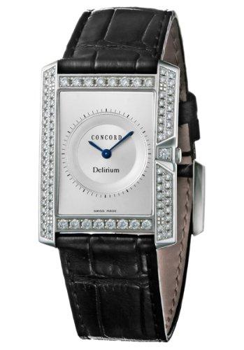 Concord Delirium Men's Quartz Watch 0311781