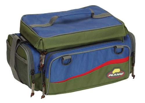 Plano Softsider Tackle Bag  Three 3650 Stowaways