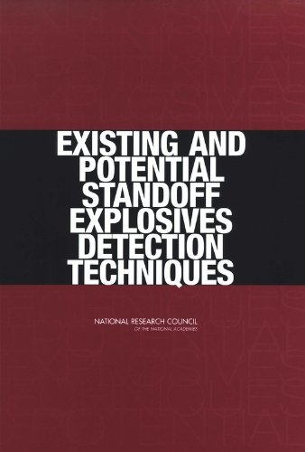 Existing and Potential Standoff Explosives Detection Techniques (Board on Chemical Sciences and Tech./Division on Earth
