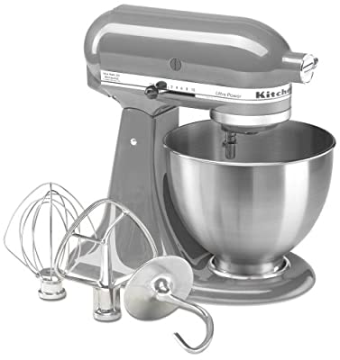 KitchenAid KSM95 Ultra Power Tilt-head Stand Mixer, 4.5-quart