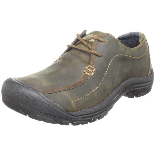 Keen Men's Portsmouth Shoe - Bison 10.5