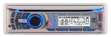 Dual AMB600W Autoradio CD/DVD