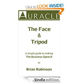 The Face & Tripod - a simple guide to business speaking