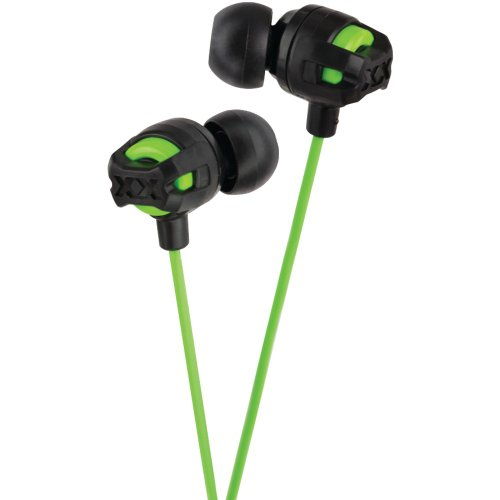 Jvc Hafx101G Xtreme Xplosives Inner-Ear Headphones (Green)
