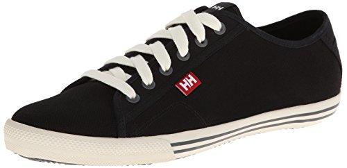 Sneakers uomo FJORD CANVAS nere NERO 44 - HELLY HANSEN