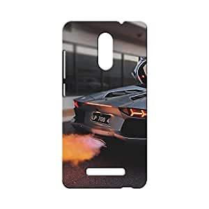 BLUEDIO Designer 3D Printed Back case cover for Xiaomi Redmi Note 3 / Redmi Note3 - G1019
