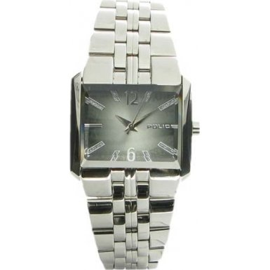 Police W Matrix 11332LS/04M Silver Dial Watch