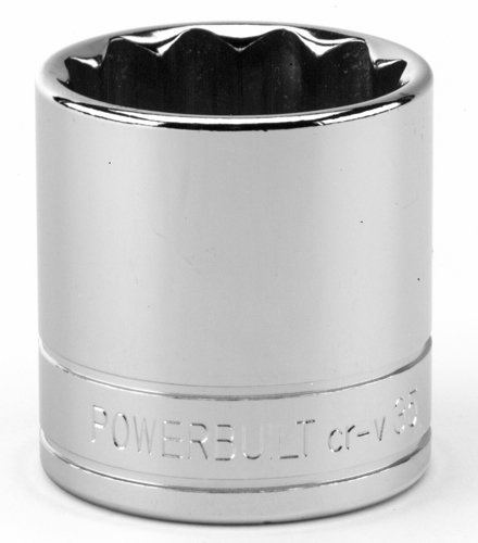 Images for Powerbuilt 642027 1/2-Inch Drive by 35mm Socket